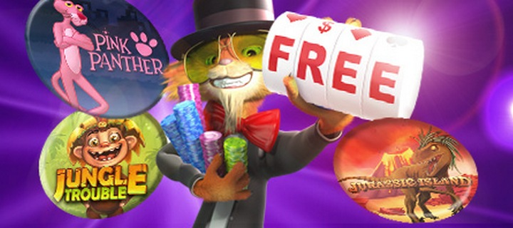 Free Spins Fortune at Mansion Casino in August