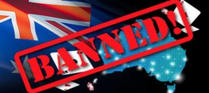 In Australia Online Casinos are Officially Banned