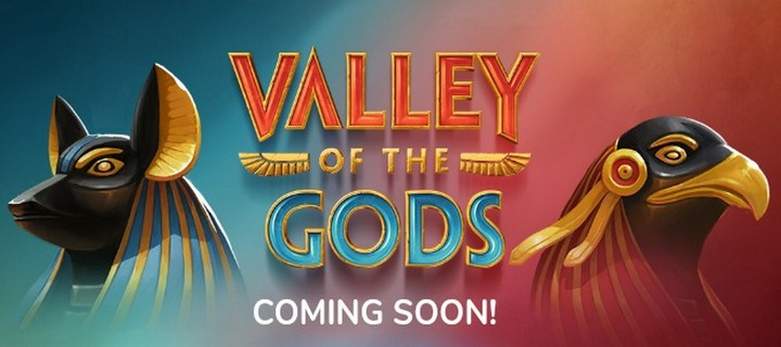 Valley of the Gods New Online Slot Game by Yggdrasil Gaming