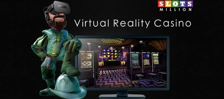 Virtual Reality at SlotsMillion Casino