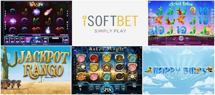 Best Gambling Games by Isoftbet are Available at William Hill Casino