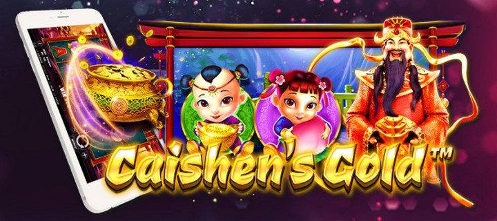 New Slot Caishens Gold by Pragmatic Play