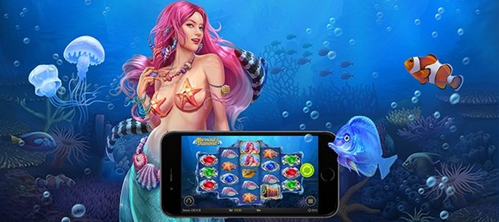 Playn GO Releases New Video Slot Game Mermaids Diamond