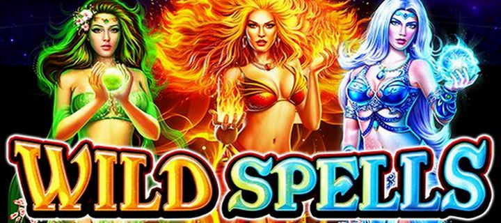 Wild Spells New Video Slot by Pragmatic Play Limited