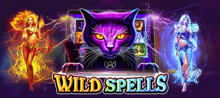 Wild Spells Slot by Pragmatic Play