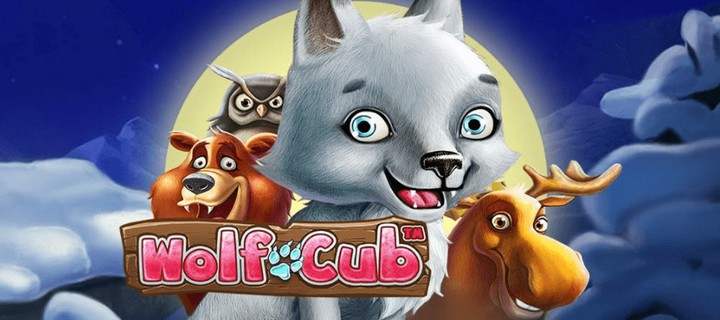 Wolf Cub New Video Slot by NetEnt