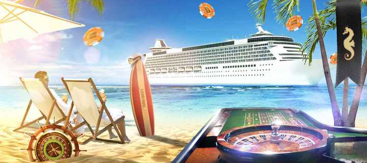 Win a Cruise of Your Dream at Сasino Cruise