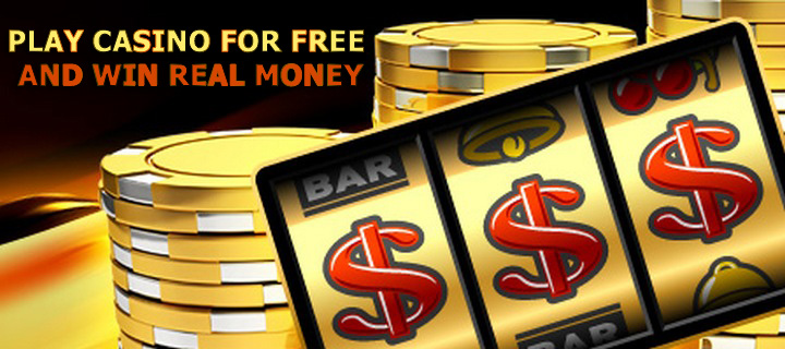 Play Casino for Free and Win Real Money