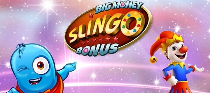 Premieres Big Money Slingo Bonus