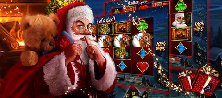 Christmas Online Slot Games by Microgaming