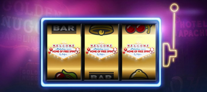 Free Spins Offer for You from Online Casino