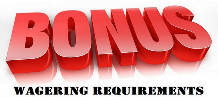 Wagering Requirements for Bonuses at Online Casinos