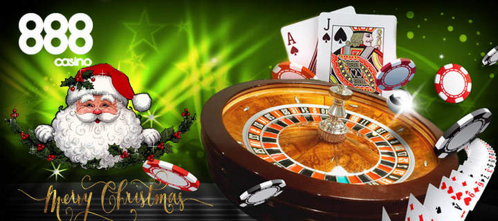 Xmas Bonus at 888 Casino