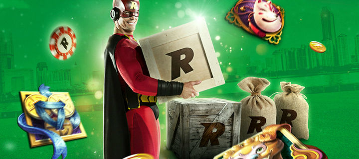 Special Rewards at Rizk Casino