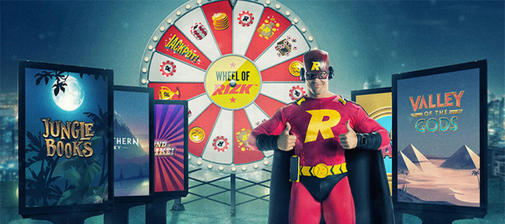 1000 Free Spins at Rizk Casino this March