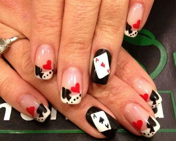 Nail Art in Gambling