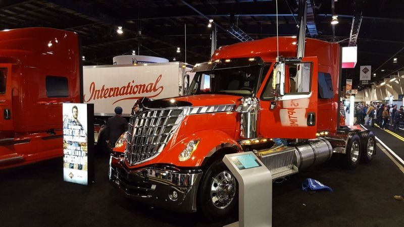 American Trucking Show1
