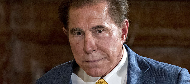 Casino mogul Steve Wynn resigns amid sex misconduct claims