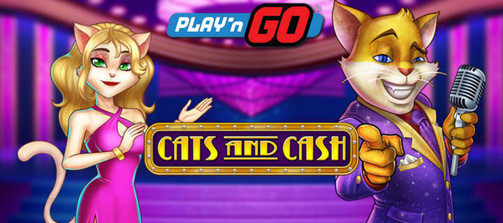 Play'n GO Upgraded Cats and Cash