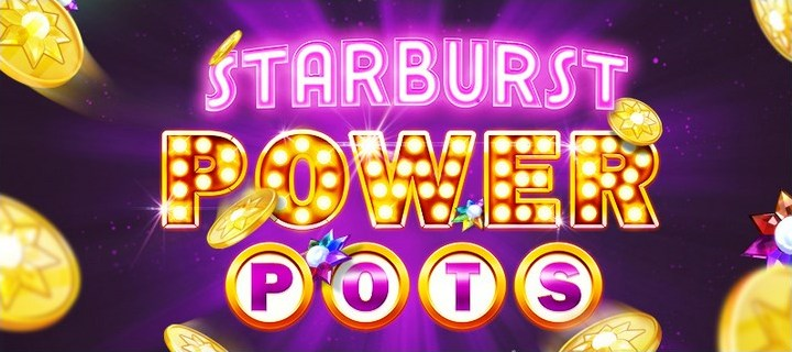 New Jackpot System from NetEnt: Starburst PowerPots