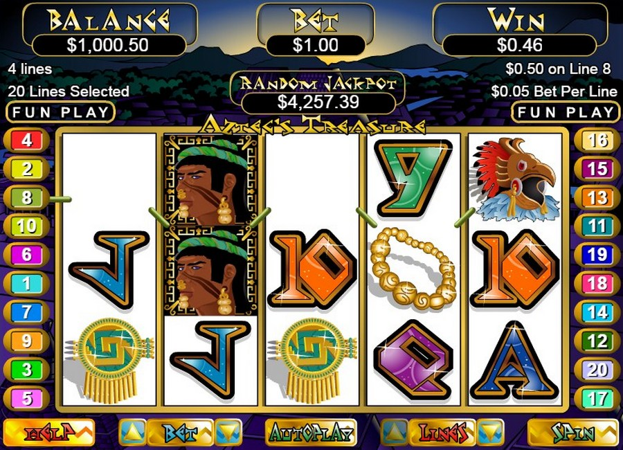 Desert Treasure Slots | $/£/€400 Welcome Bonus | Casino.com
