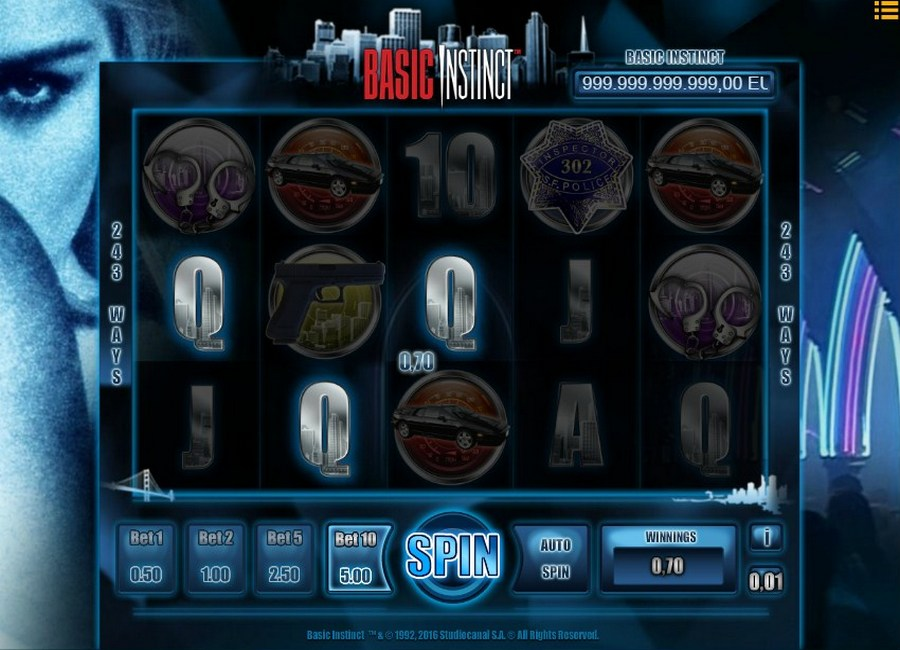 Basic Instinct Slot Machine Online ᐈ iSoftBet™ Casino Slots