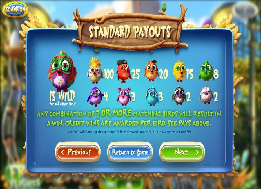 Videos app birds slot machine online betsoft hunter