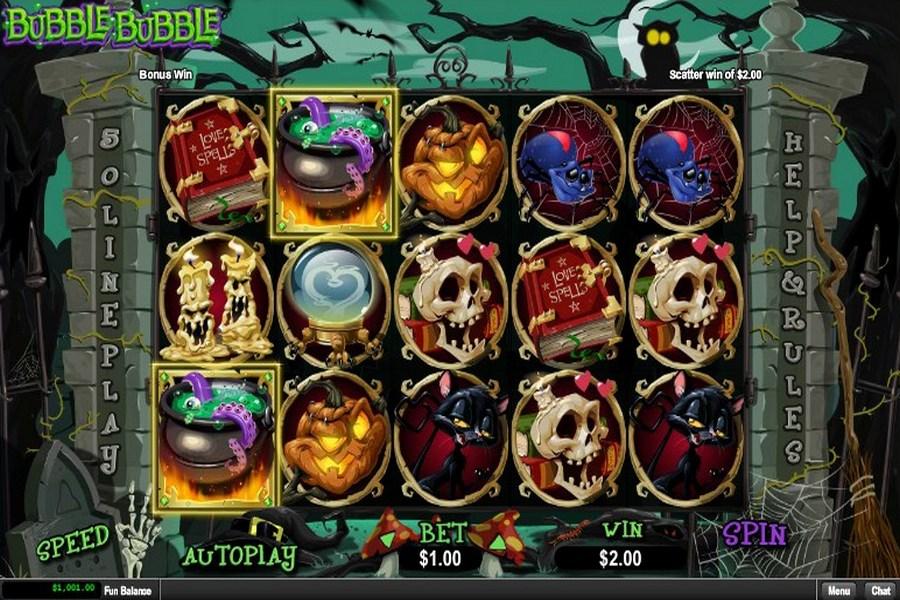 Bubble Bubble 2 Slot Machine Online ᐈ RTG™ Casino Slots