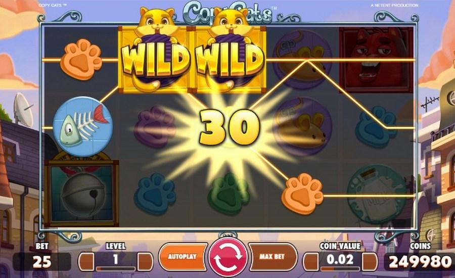 Copy Cats - Rizk Casino