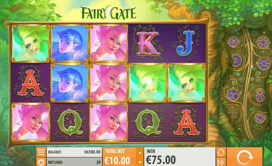 Fairy Gate Slot Machine - Free to Play Online Demo Game