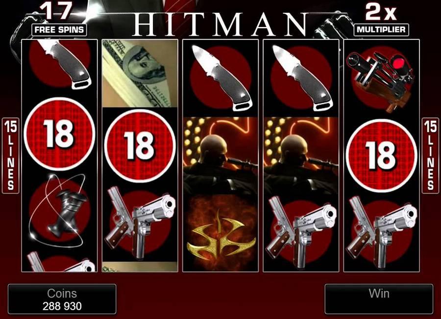 hitman casino