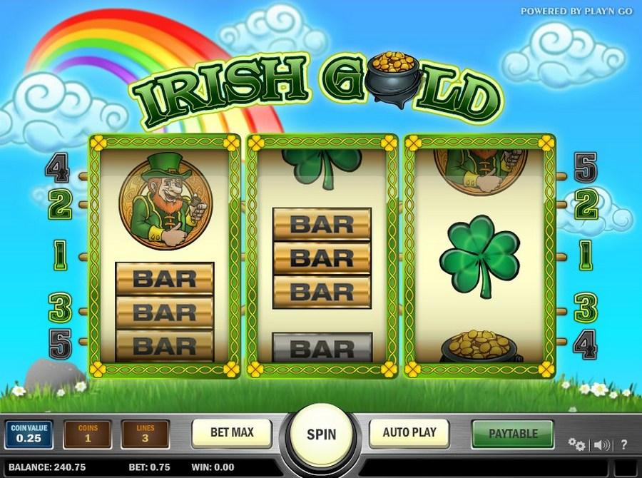 Irish Gold Slot Review