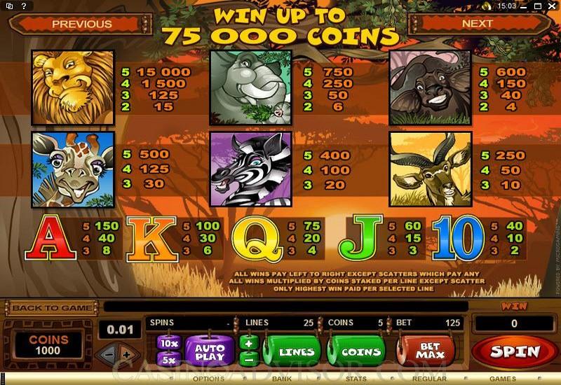 mega moolah online slot - 2