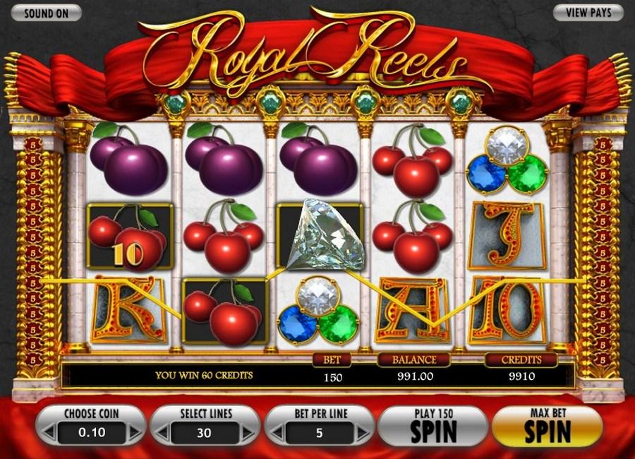 Royal Reels Free Slots