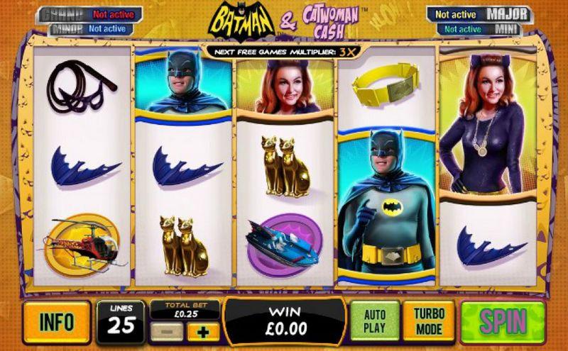 Play free casino slot games online batman