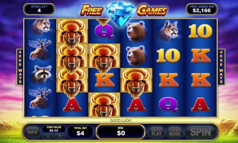free buffalo slot games - 2