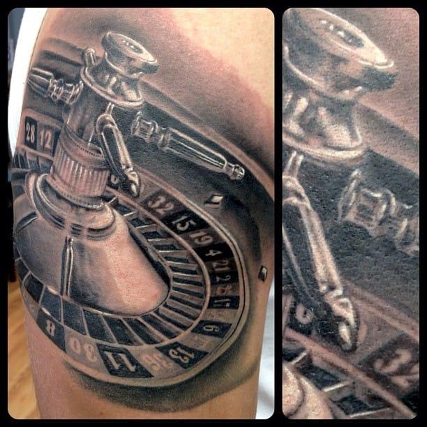 Gamblers Tattoo