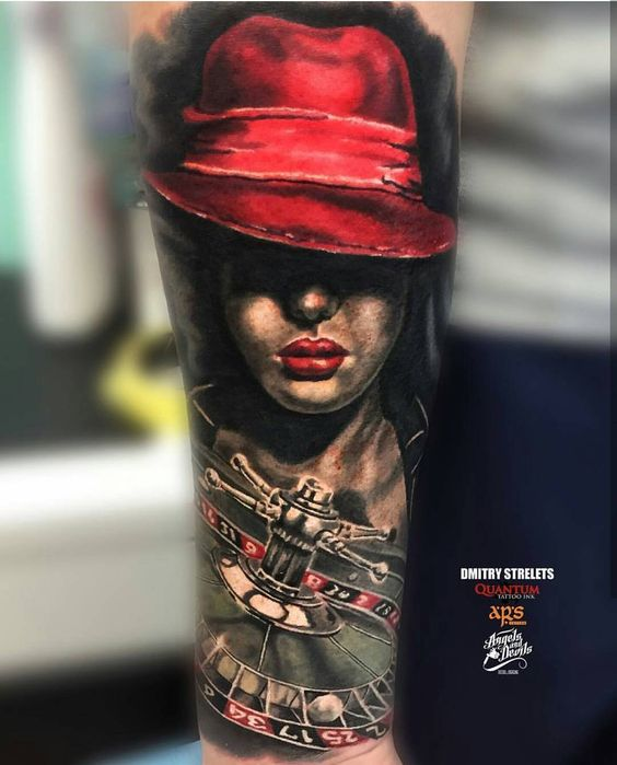 04d07f283 21 Exciting Gambling Tattoos