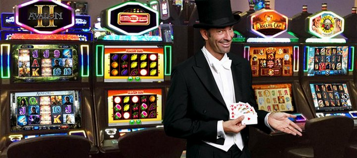 Play Slot Machines Online Win Real Money